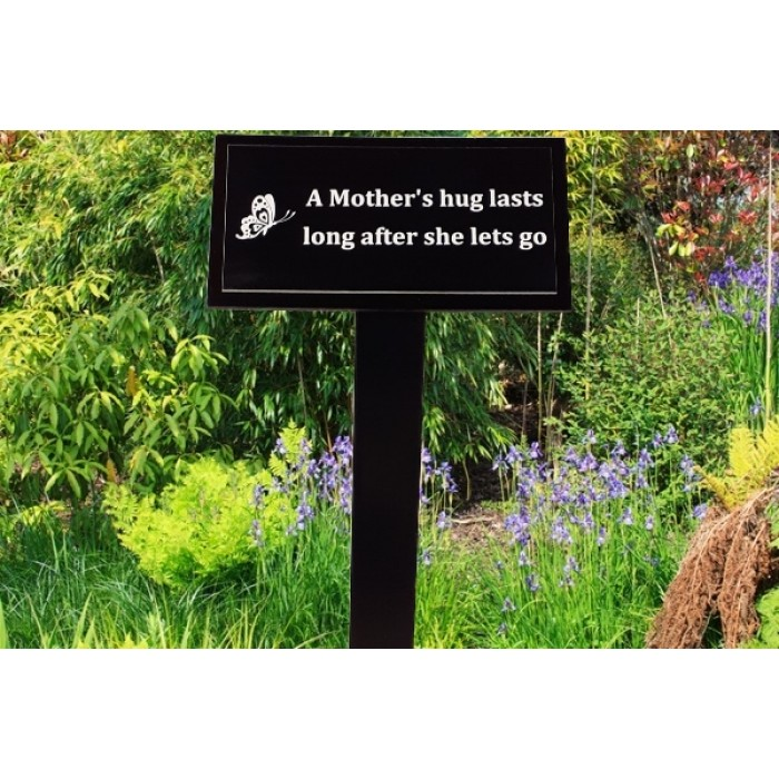 MOTHER'S DAY COMMEMORATIVE PLAQUE